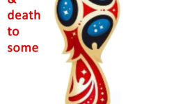 Cover Page 161 FIFA World Cup logo for Russia