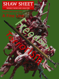 Cover Page A Fine Line, Issue 174