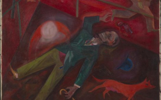 Issue 173: 2018 10 11: Magic Realism Art in Weimar Germany