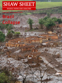 Cover Page 187 Brazil Collapse