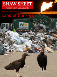 Cover Page 184 Land of the Free