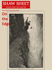 Cover Page On the Edge