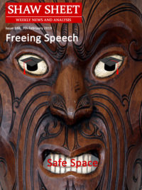 Cover 188 Freeing Speech