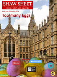 Cover Page 199 Too Many Eggs