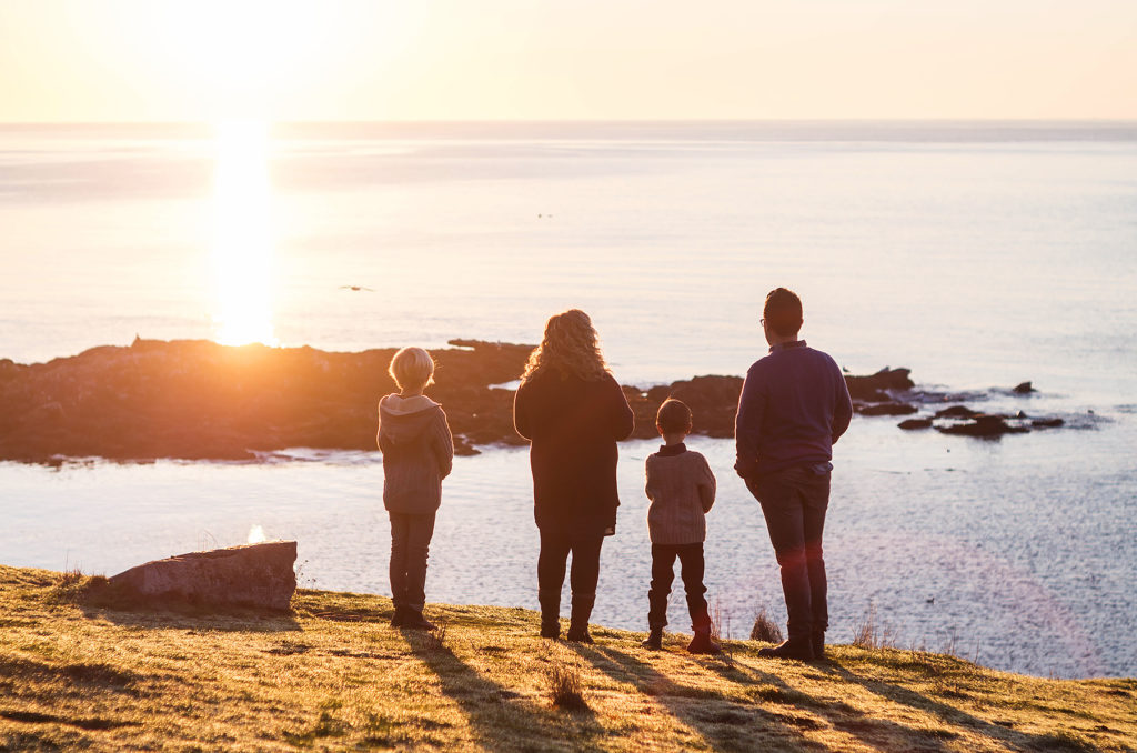 tower point park, victoria bc, family photos