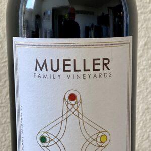 2018 Mueller Family Vineyards Cabernet Sauvignon