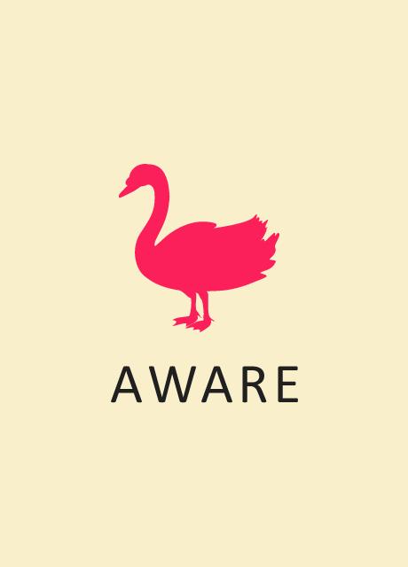 Aware - Stamp - V - LBG
