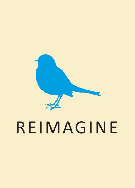 Reimagine - Stamp - V - LBG