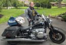 Brian in the Belly of the Beast: Riding an R 18 to Sturgis!