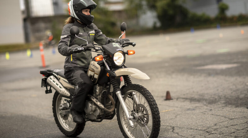 The Anxiety Lockup and motorcycle riding