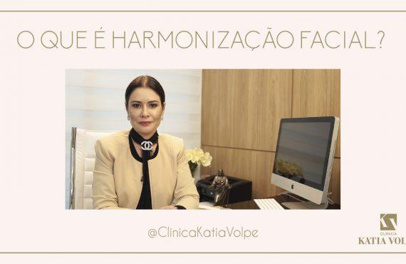 O que é harmonização facial?