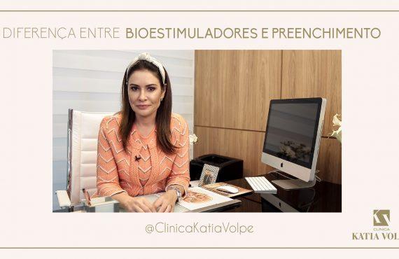Diferença entre bioestimulador de colágeno e preenchimento facial