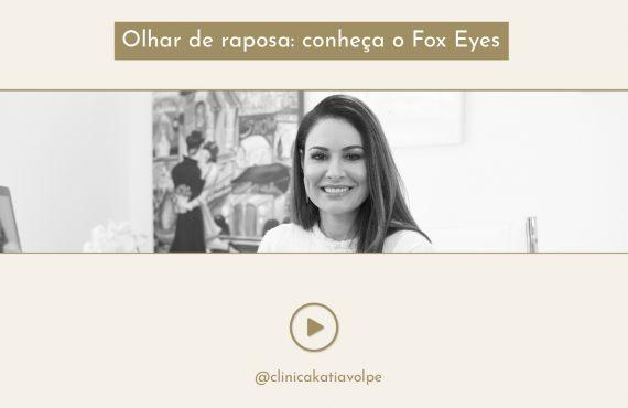 Fox Eyes: como ter os olhos de raposa que estão tão famosos atualmente?