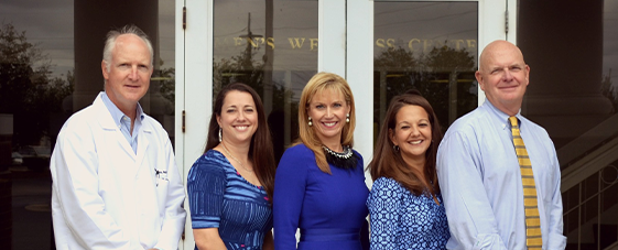 Women's Wellness Center providers