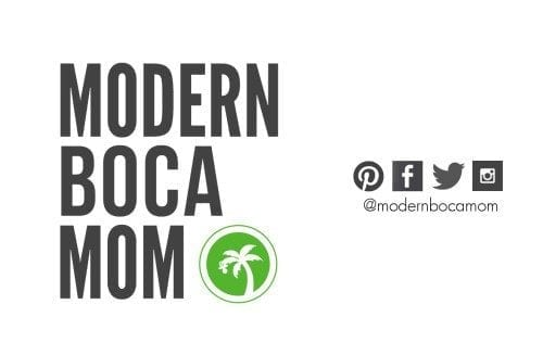 Modern Boca Mom, a lifestyle site for the stylish and modern South Florida mommy.