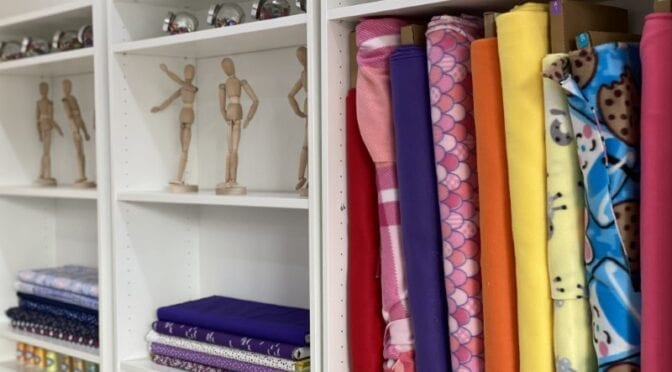 Boca Raton Sewing & Design Classes for Kids at Petite Designers are Here