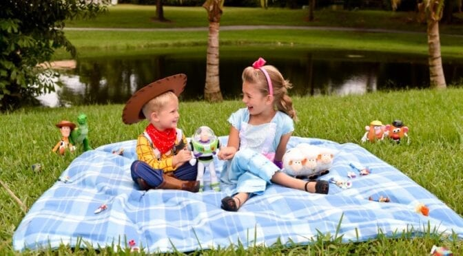 """I'm Not """"Toying Around"""" With My Kid's Future 