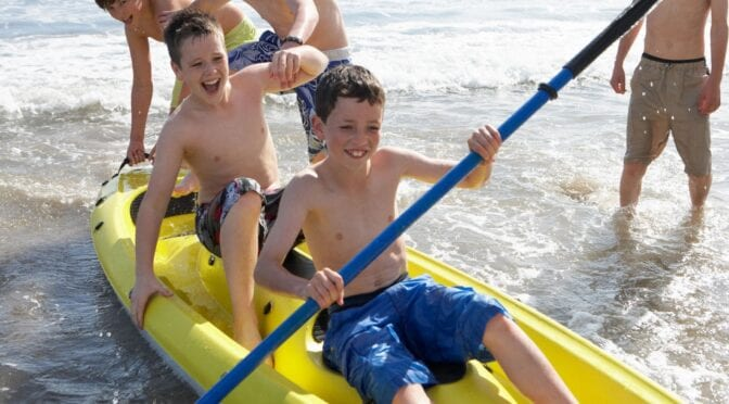 Local Summer Things to Do & FREE Printable Family Bucket List