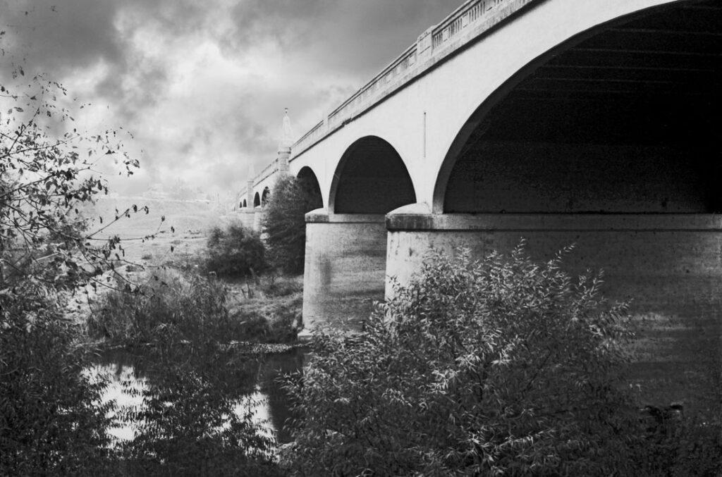 7th St. Bridge in Modesto