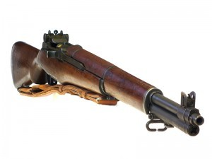 The greatest battle rifle ever.