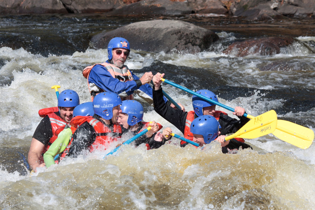 Whitewater Rafting Outfitter Directory