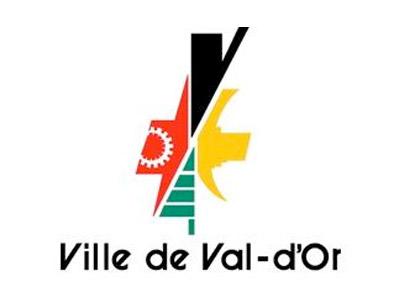 Groupe CRÉACOR | Nos clients | Ville de Val-d'Or