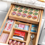 custom kitchen organizer