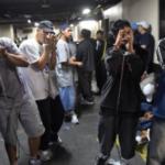 Gangs using social media