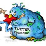 Censorship in Twitter