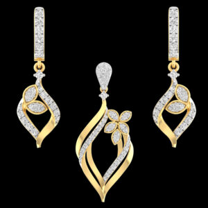 Pendant Set from Auric Expressions Collection