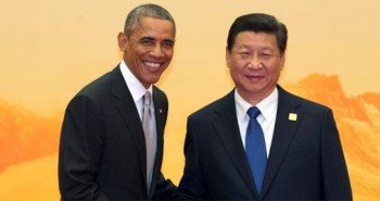 Obama Xi 2014
