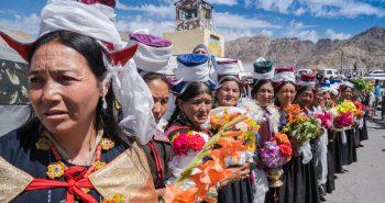 Ladakhi Buddhists