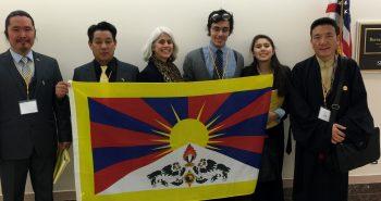 Tibet Lobby Day