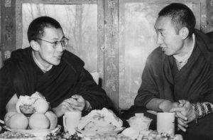 Dalai Lama Panchen Lama