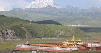 Lhagang, Tibet.