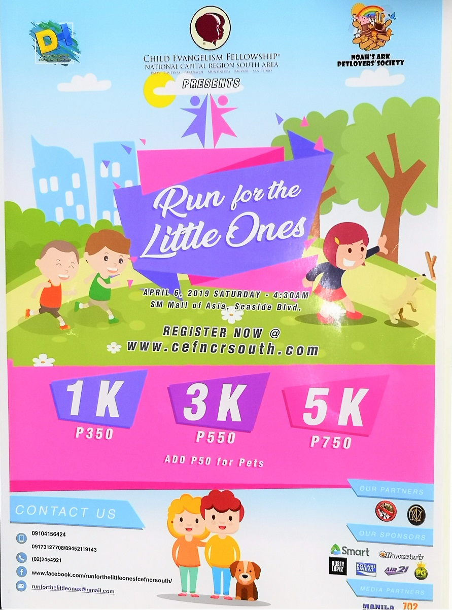 run for the little ones