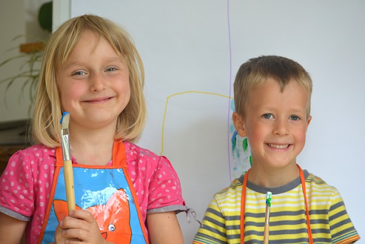 diy painting for kids