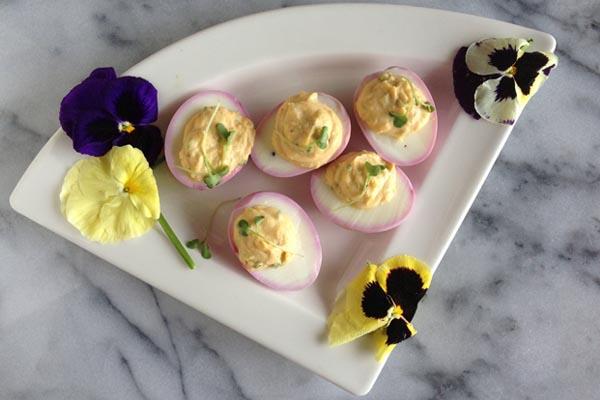 Post image for Mum's Deviled eggs