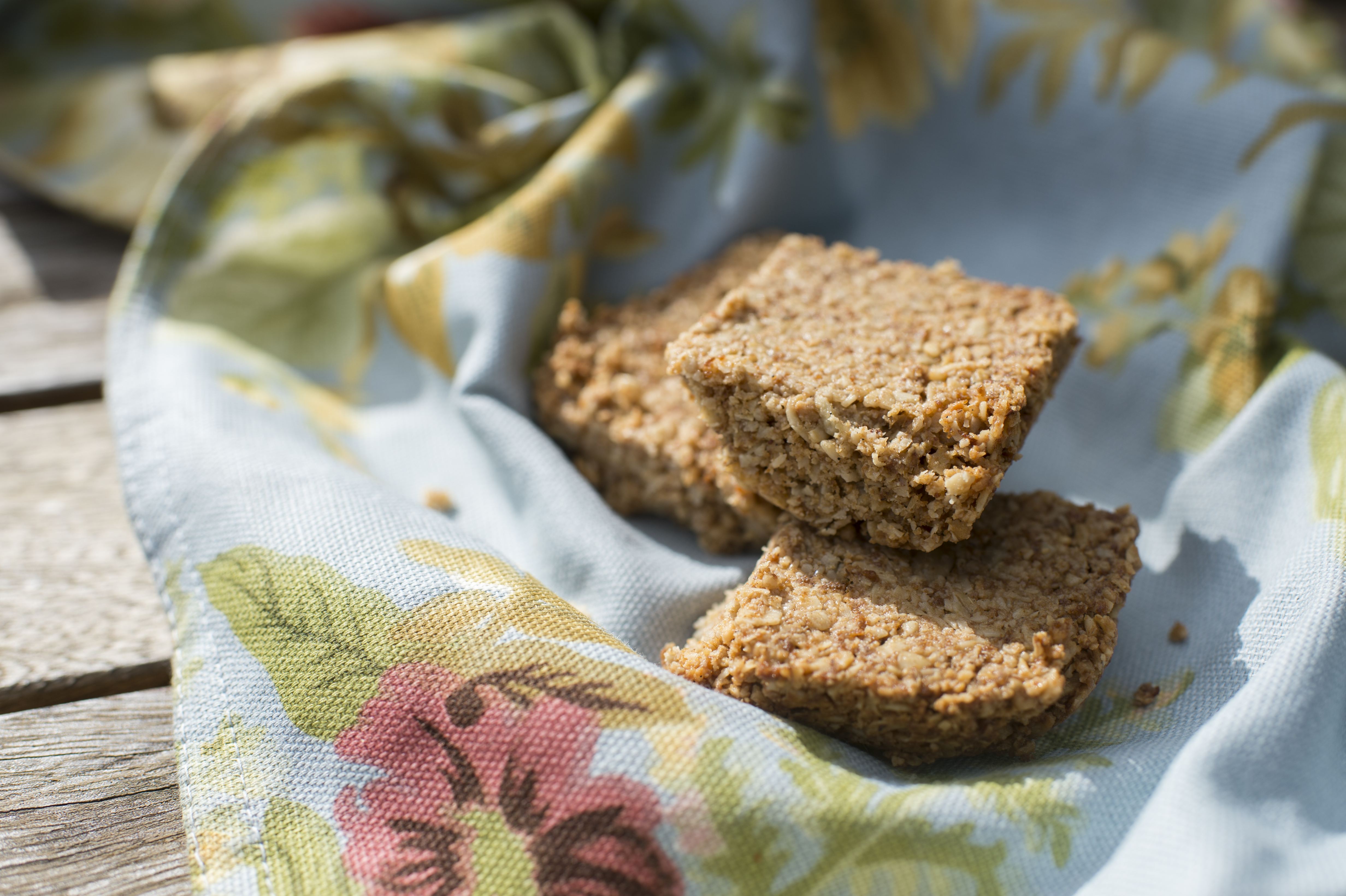 Post image for Oaty Bars