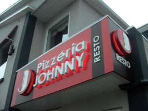 Custom Letter Signs and Installation