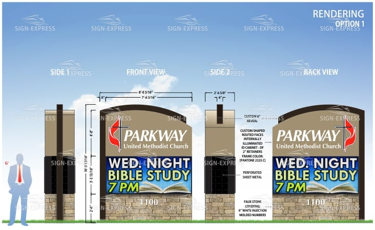 Church Signs by Sign-Express