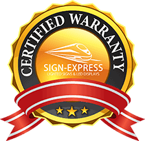 LED Church Signs & Warranties
