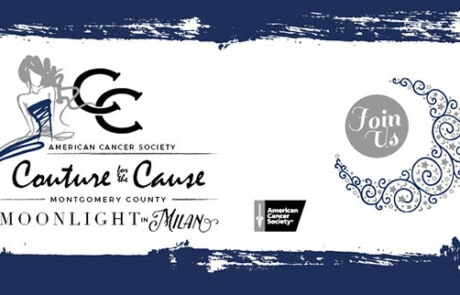 American Cancer Society - Couture for the Cause - Montgomery County