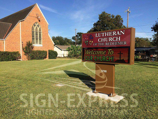 Evangelical Lutheran Church of the Redeemer in Houston, TX