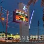 Texas-Eye-Care-Corpus-Christi-Texas-Medical-LED-Sign