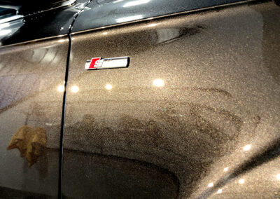 Dustbusters - Auto Detailing - Services - Paint Correction - After Paint Correction - Red Deer, Alberta