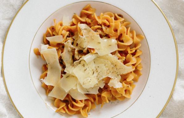 Pumpkin-Penne-Pasta