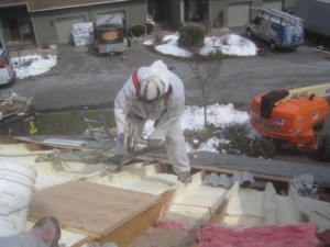 roofing insulation contractor