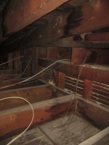 cozy home performance-weatherization-attic cellulose insulation-spray foam insulation-air sealing-northampton, ma