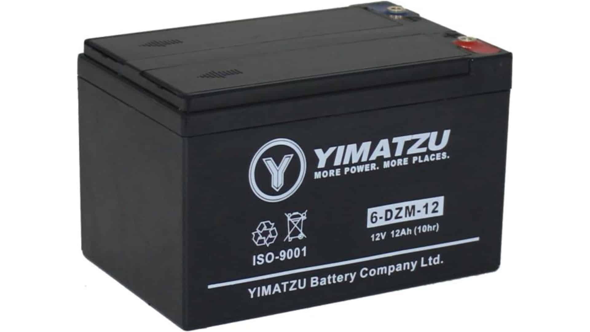 SLA Battery 12 Volt 12 Ah